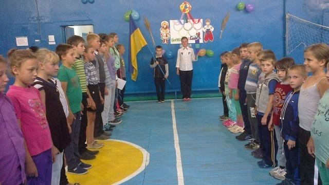 Альбом: Олімпійський тиждень у школі