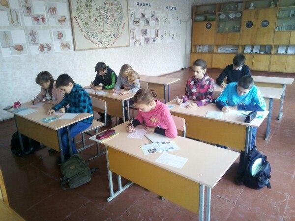 Альбом: «Геліантус-2017» у Пристінській ЗОШ І-ІІ ступенів
