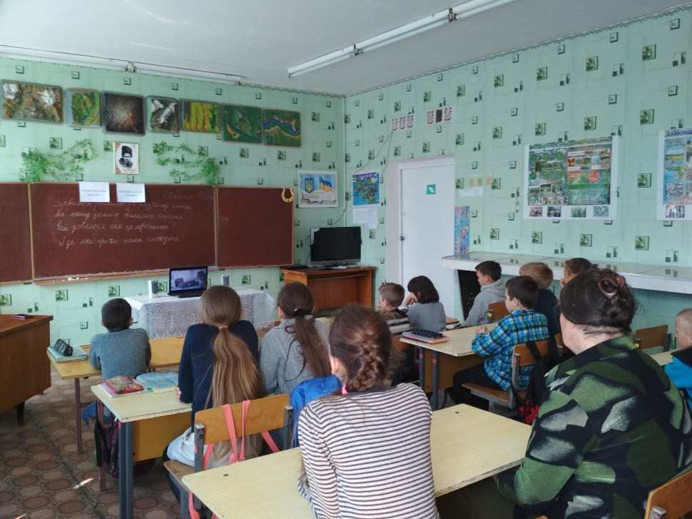 Альбом: Чорнобильська трагедія—одвічний слід на Україні
